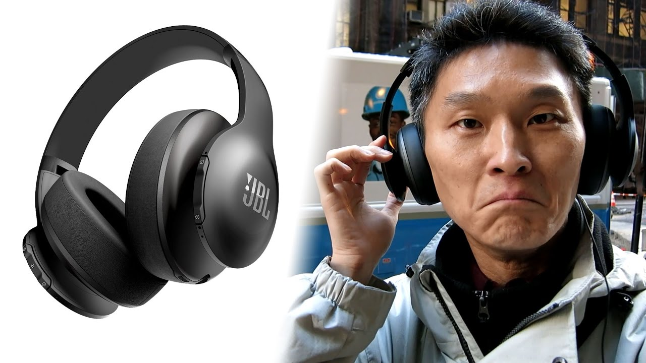 jbl everest elite 700 the noise cancellation test youtube. Black Bedroom Furniture Sets. Home Design Ideas