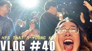 VLOG #40 - WAS THAT DAY6 BEHIND ME | Vicky goes to DAY6 Youth in LA