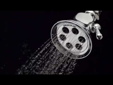 Retro Shower Head S-2254