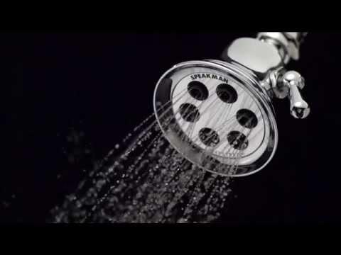 Retro Shower Head S-2254