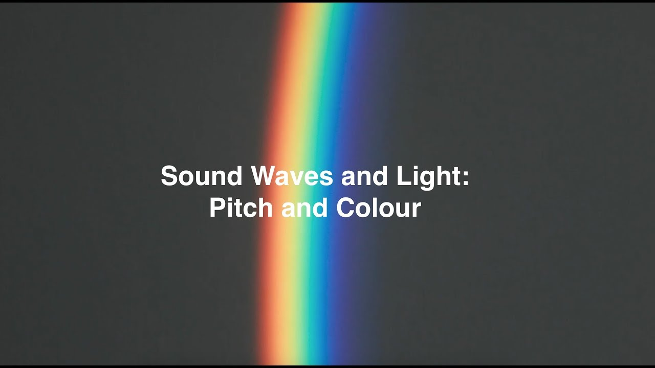 Sound Waves and Light