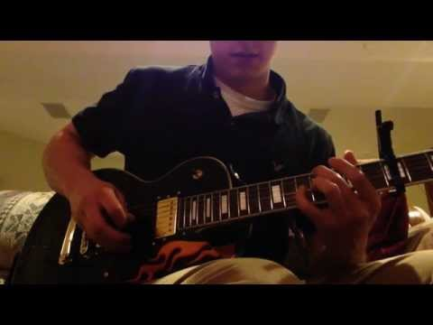 """Tiny Moving Parts - """"Fair Trade"""" :: Guitar Demonstration/Cover"""