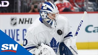 Maple Leafs Waive Hutchinson, So Is There A Trade In The Works?   Hockey Central