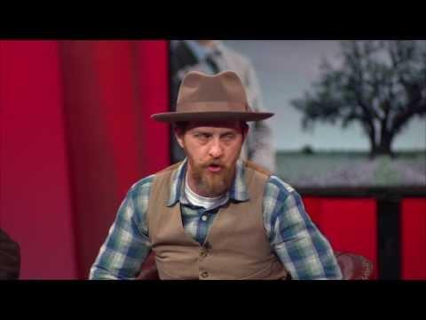 True Detective's Brad Carter on Acting, Music, & Essential Tremor