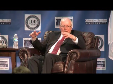 Interview with Former Vice President Dick Cheney
