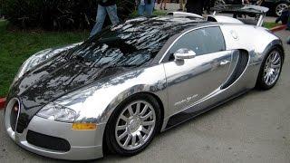 Bugatti EB 16.4. Veyron Pur Sang Videos