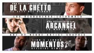Momentos (Remix) - Zion & Lennox, Arcangel, De La Ghetto