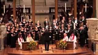 Little Tree, Steve Heitzeg. Roanoke College Choir. Jeffrey Sandborg, Director.