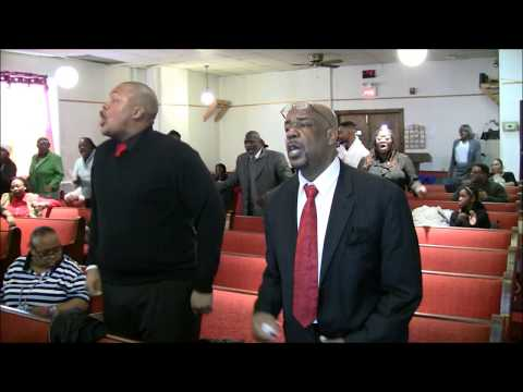 Rev. Dr. Sean C. Evans (A Burden Lifting) Praise Break