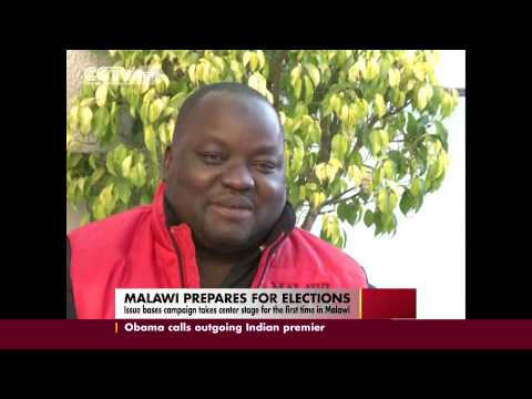 Malawi Prepares for Elections
