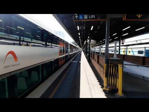 NSW TrainLink New