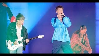 EXILE SHOKICHI ?? KENJI03 from BACK-ON Live @ Makuhari Messe / ROCKET DIVE