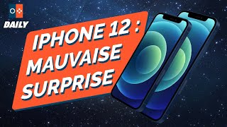 iPhone 12 Mini, Max, Pro : les mauvaises surprises d'Apple ! - JVCom DAILY