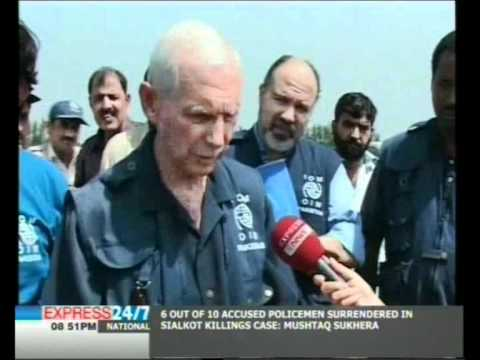 IOM Director General William Lacy Swing visits Pakistan's flood victims: TV interview