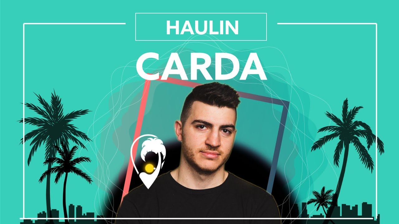 Haulin - Carda Remix (Wasteland, Sdynee) [Lyric Video]
