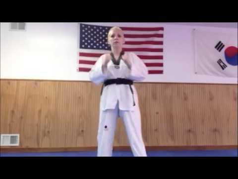 Pittsburgh Kids Summer Karate Camp Gyroogi Goobi Stance Tutorial Pleasant Hills