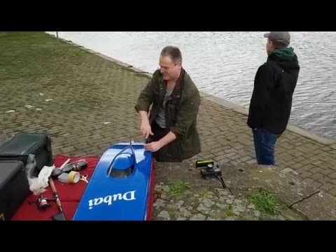 HPR C5008 Mystic Style 234,2 km/h TMM 80063-3 for Race Boats X2