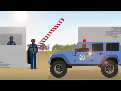 How the new model for Somalia's Police will work