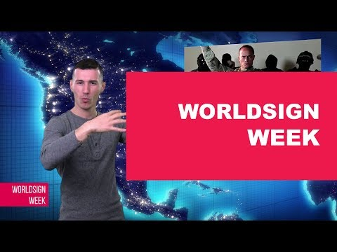 WORLDSIGN | Helicopter Attacks in Venezuela, Pride Clashed in Turkey, Deaf VRS Issues and more news…