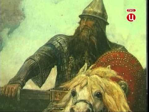Смотреть мультфильм Три Богатыря Добрыня Никитич и Змей