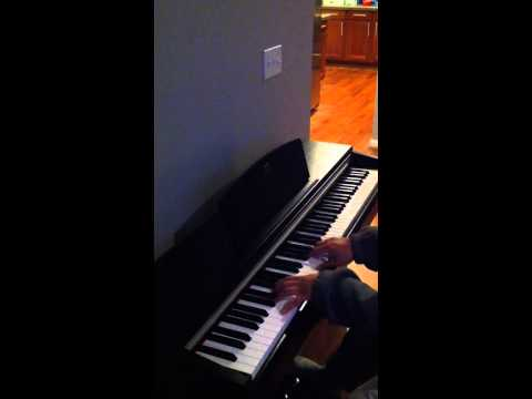 "David Wu - ""America"" (Piano rendition of Simon & Garfunkel"