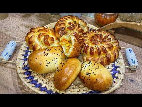 poğaça-:-petits-pains-turc-briochés-farcis