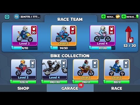 bike race tournament hack apk