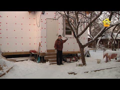 видео: Дом из СИП-панелей для ПМЖ, продолжение. Личный опыт // forumhouse