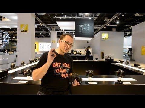 Nikon D600 hands on - vs D7000