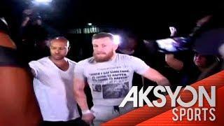 Conor McGregor, laya na matapos makulong sa Amerika