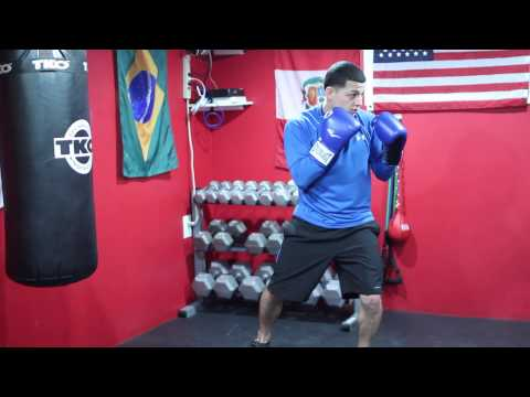 Boxing Tip: Defense - Sit & Block