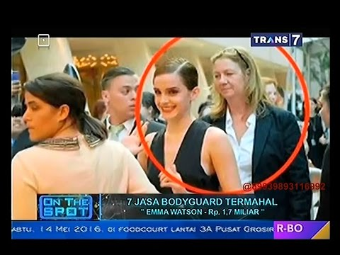 On The Spot - 7 Jasa Bodyguard Termahal