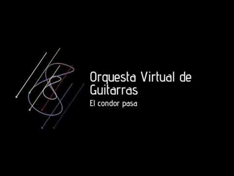 EL condor pasa - Orquesta virtual de Guitarras