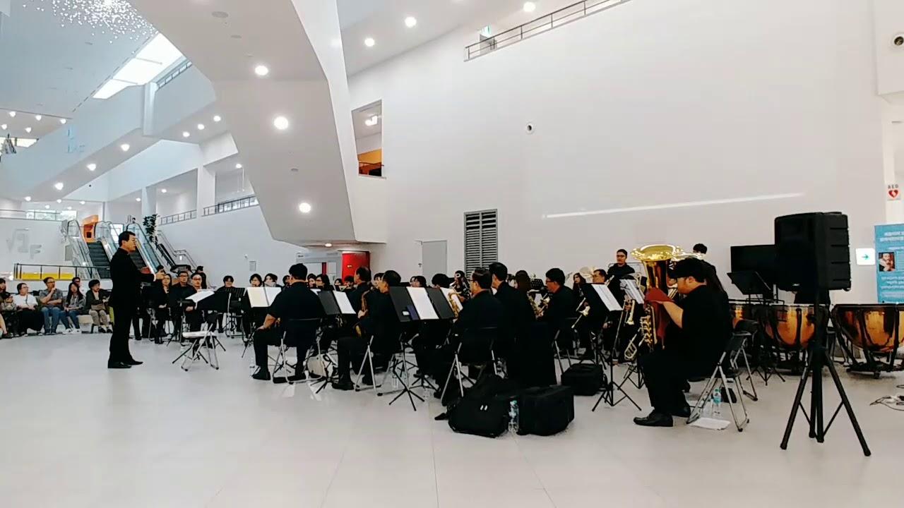 2019 한국SF컨벤션 하이라이트 SF 영화 음악 공연이 있었습니다.