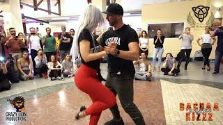 Sara Lopez & Ivo [ Nicky Jam x J. Balvin - X (EQUIS) Kizomba version ] @BachaaaKizzz Sensation