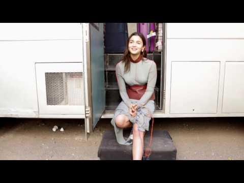 The #VanityVanSeries with Alia Bhatt