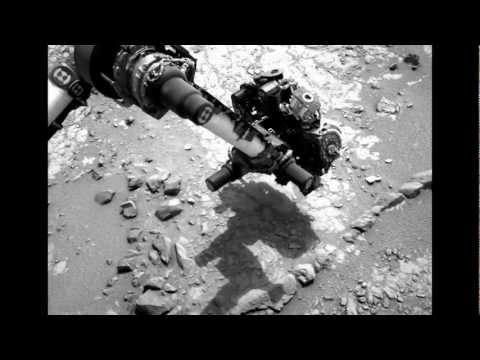 NASA's Mars Curiosity Rover Report - January 18, 2013