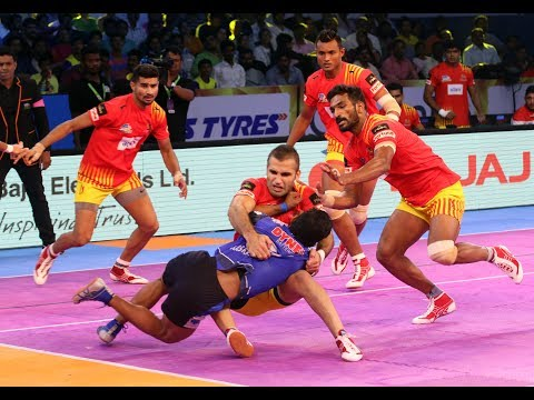 Gujarat FortuneGiants vs Haryana Steelers: Season 5, Match 2