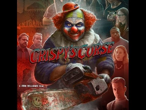 CRISPY'S CURSE Official Full online (2017) Comedy - Horror - Slasher [HD]