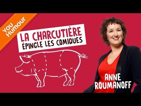 Anne ROUMANOFF, La charcutière