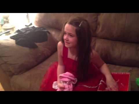 Ashlyn's surprise reaction to pregnancy and being a big sister!!!! THE ORIGINAL!!!!!!