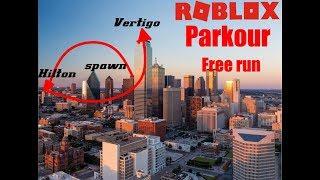 Roblox Parkour: corrida livre