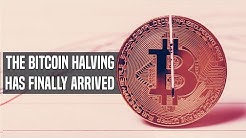 The Bitcoin Halving Is Upon Us | History Is In The Making