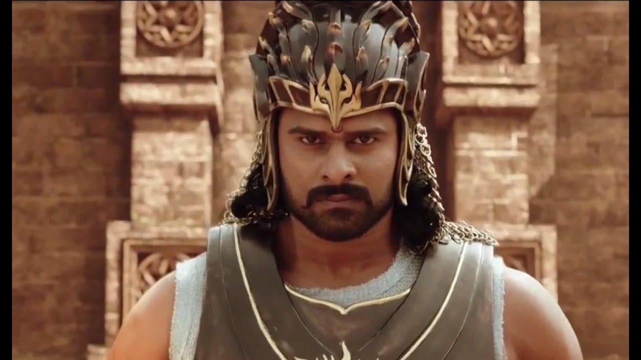 bahubali movie mamathala thalli song promo- prabhas, anushka, rana