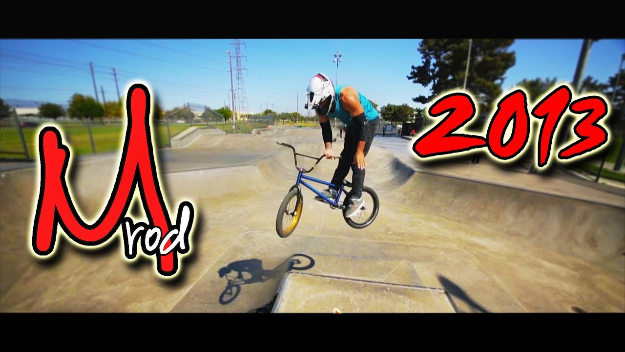 Michael Rodriguez M-Rod Socal BMX 2013 - YouTube