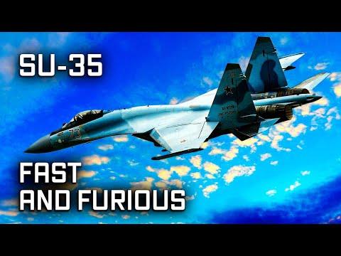 Episode 45. Su-35.