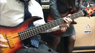 My Hair is Bad  -  ワーカーインザダークネス  - Guitar & Bass Cover