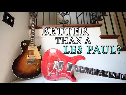 Can A PRS Out Les Paul ....A Les Paul?