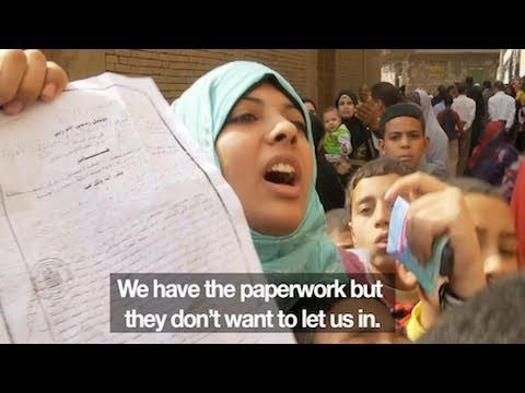 Votes for Sale in Egyptian Election