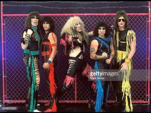 Twisted Sister Live 1984 (STAY HUNGRY Tour)